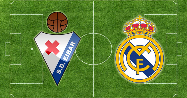 Eibar-Real-Madrid