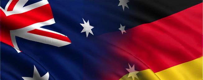 australia-germany